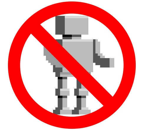 No Robot Zone